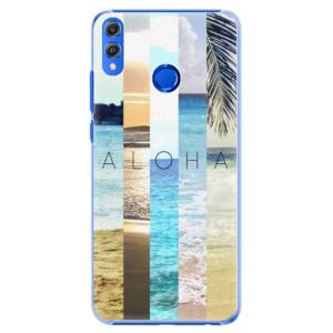 Plastové pouzdro iSaprio Aloha 02 na mobil Honor 8X