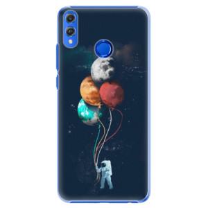 Plastové pouzdro iSaprio Balónky 02 na mobil Honor 8X