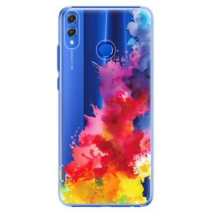 Plastové pouzdro iSaprio Color Splash 01 na mobil Honor 8X