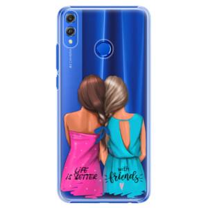 Plastové pouzdro iSaprio Best Friends na mobil Honor 8X