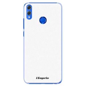 Plastové pouzdro iSaprio 4Pure bílé na mobil Honor 8X