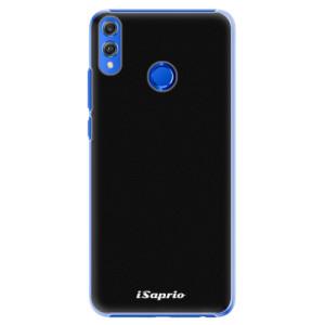 Plastové pouzdro iSaprio 4Pure černé na mobil Honor 8X