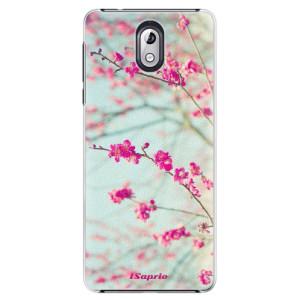 Plastové pouzdro iSaprio Blossom 01 na mobil Nokia 3.1
