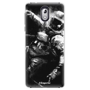 Plastové pouzdro iSaprio Astronaut 02 na mobil Nokia 3.1
