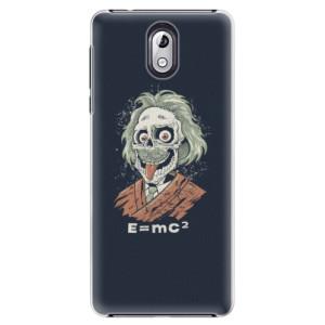 Plastové pouzdro iSaprio Einstein 01 na mobil Nokia 3.1