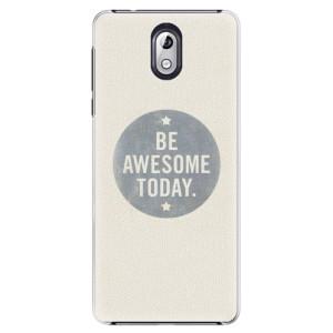 Plastové pouzdro iSaprio Awesome 02 na mobil Nokia 3.1