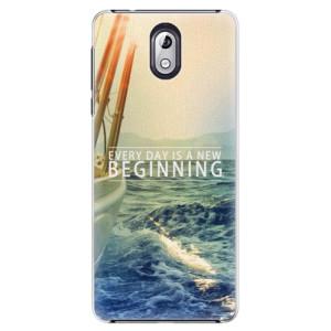 Plastové pouzdro iSaprio Beginning na mobil Nokia 3.1