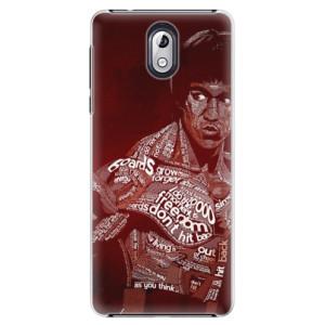 Plastové pouzdro iSaprio Bruce Lee na mobil Nokia 3.1