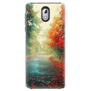 Plastové pouzdro iSaprio Podzim 03 na mobil Nokia 3.1