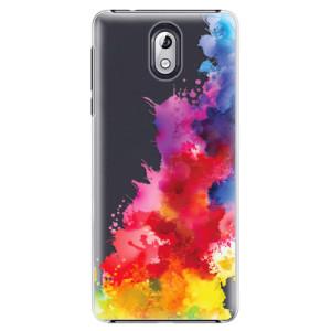 Plastové pouzdro iSaprio Color Splash 01 na mobil Nokia 3.1