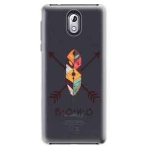 Plastové pouzdro iSaprio BOHO na mobil Nokia 3.1