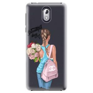 Plastové pouzdro iSaprio Beautiful Day na mobil Nokia 3.1