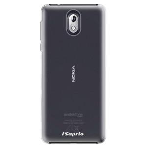 Plastové pouzdro iSaprio 4Pure mléčné bez potisku na mobil Nokia 3.1