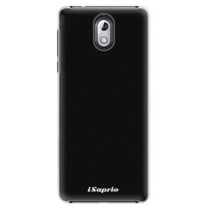 Plastové pouzdro iSaprio 4Pure černé na mobil Nokia 3.1