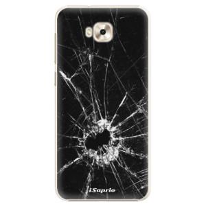 Plastové pouzdro iSaprio Broken Glass 10 na mobil Asus ZenFone 4 Selfie ZD553KL