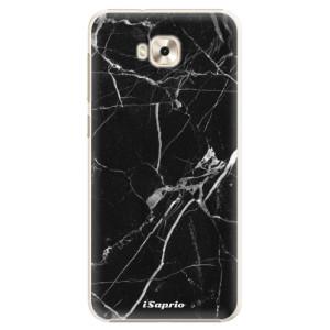 Plastové pouzdro iSaprio Black Marble 18 na mobil Asus ZenFone 4 Selfie ZD553KL