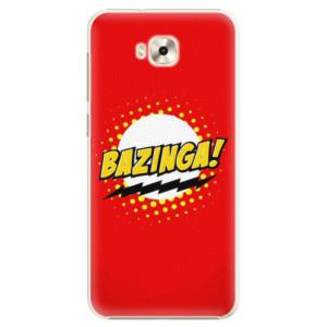 Plastové pouzdro iSaprio Bazinga 01 na mobil Asus ZenFone 4 Selfie ZD553KL
