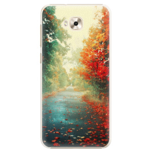 Plastové pouzdro iSaprio Podzim 03 na mobil Asus ZenFone 4 Selfie ZD553KL
