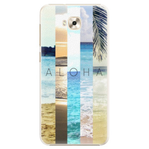 Plastové pouzdro iSaprio Aloha 02 na mobil Asus ZenFone 4 Selfie ZD553KL