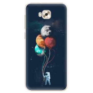 Plastové pouzdro iSaprio Balónky 02 na mobil Asus ZenFone 4 Selfie ZD553KL