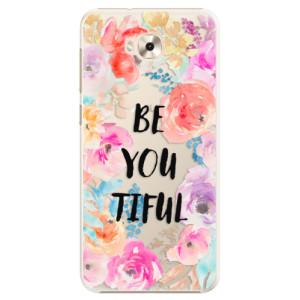 Plastové pouzdro iSaprio BeYouTiful na mobil Asus ZenFone 4 Selfie ZD553KL