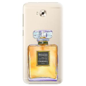 Plastové pouzdro iSaprio Chanel Gold na mobil Asus ZenFone 4 Selfie ZD553KL
