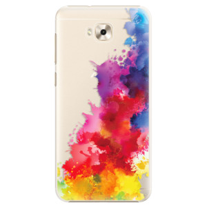 Plastové pouzdro iSaprio Color Splash 01 na mobil Asus ZenFone 4 Selfie ZD553KL