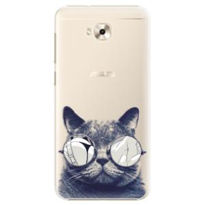 Plastové pouzdro iSaprio Šílená Číča 01 na mobil Asus ZenFone 4 Selfie ZD553KL