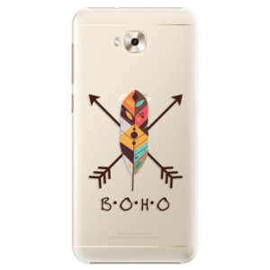 Plastové pouzdro iSaprio BOHO na mobil Asus ZenFone 4 Selfie ZD553KL
