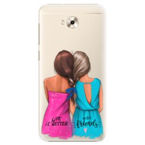 Plastové pouzdro iSaprio Best Friends na mobil Asus ZenFone 4 Selfie ZD553KL