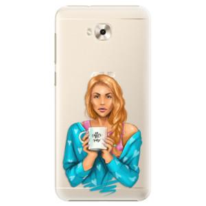 Plastové pouzdro iSaprio Coffee Now Zrzka na mobil Asus ZenFone 4 Selfie ZD553KL
