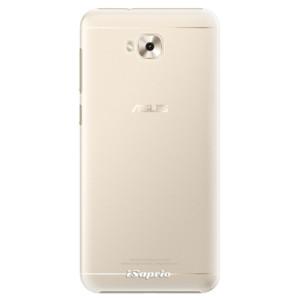 Plastové pouzdro iSaprio 4Pure mléčné bez potisku na mobil Asus ZenFone 4 Selfie ZD553KL