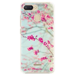 Plastové pouzdro iSaprio Blossom 01 na mobil Xiaomi Redmi 6