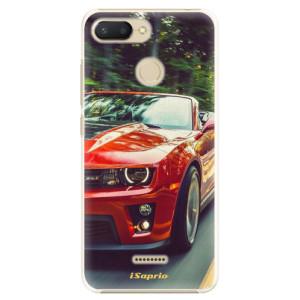 Plastové pouzdro iSaprio Chevrolet 02 na mobil Xiaomi Redmi 6