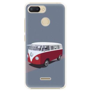 Plastové pouzdro iSaprio VW Bus na mobil Xiaomi Redmi 6