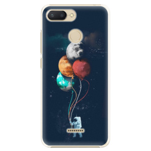 Plastové pouzdro iSaprio Balónky 02 na mobil Xiaomi Redmi 6