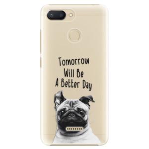 Plastové pouzdro iSaprio Better Day 01 na mobil Xiaomi Redmi 6