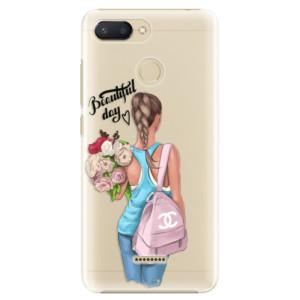 Plastové pouzdro iSaprio Beautiful Day na mobil Xiaomi Redmi 6