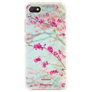 Plastové pouzdro iSaprio Blossom 01 na mobil Xiaomi Redmi 6A