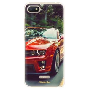 Plastové pouzdro iSaprio Chevrolet 02 na mobil Xiaomi Redmi 6A