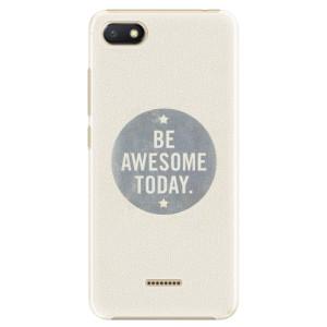Plastové pouzdro iSaprio Awesome 02 na mobil Xiaomi Redmi 6A