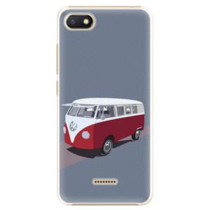 Plastové pouzdro iSaprio VW Bus na mobil Xiaomi Redmi 6A