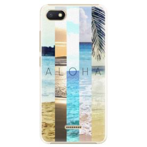 Plastové pouzdro iSaprio Aloha 02 na mobil Xiaomi Redmi 6A