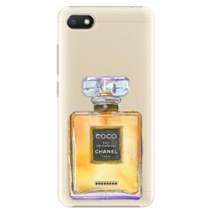 Plastové pouzdro iSaprio Chanel Gold na mobil Xiaomi Redmi 6A