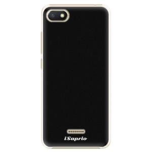 Plastové pouzdro iSaprio 4Pure černé na mobil Xiaomi Redmi 6A