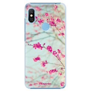 Plastové pouzdro iSaprio Blossom 01 na mobil Xiaomi Redmi Note 6 Pro