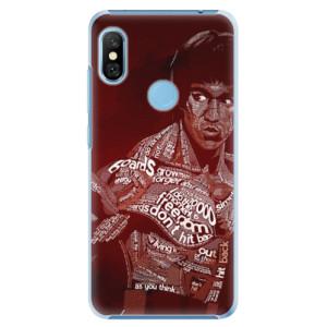 Plastové pouzdro iSaprio Bruce Lee na mobil Xiaomi Redmi Note 6 Pro