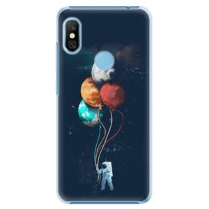 Plastové pouzdro iSaprio Balónky 02 na mobil Xiaomi Redmi Note 6 Pro