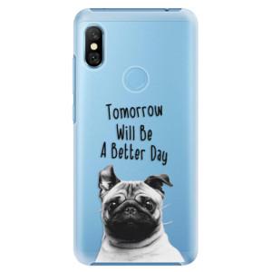 Plastové pouzdro iSaprio Better Day 01 na mobil Xiaomi Redmi Note 6 Pro