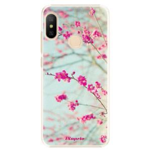 Plastové pouzdro iSaprio Blossom 01 na mobil Xiaomi Mi A2 Lite